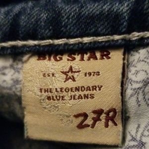 Big Star Jeans - Big Star Sweet Ultra Low-Rise, 1974 The Legendary